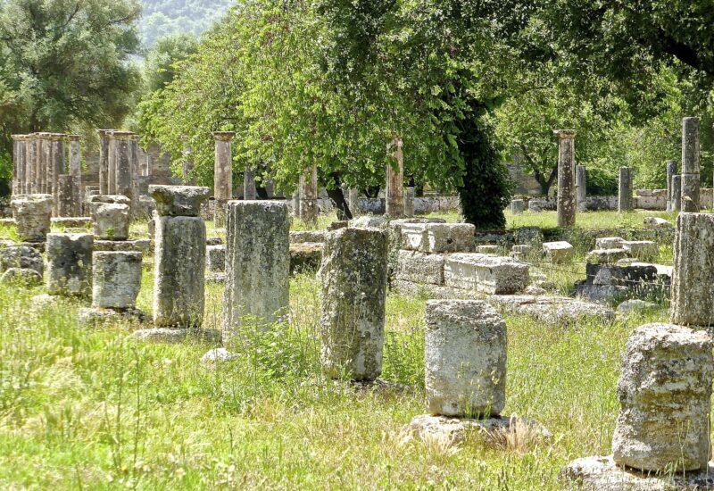 AncientOlympia-freepixabayfoto-ruins-853604_1920
