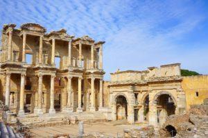 Ephesus-freepixabayfoto-celsus-2670527_1920