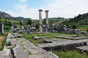Sardis-Turkey-freepixabayfoto-roman-ruins-3284790_1920