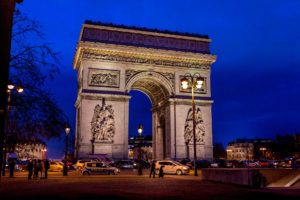 Paris-freepixabayfoto-arc-de-triomphe-1283422_1920