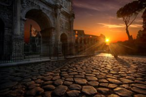 Rome-pixabayfreefoto-arch-of-constantine-3044634_1920